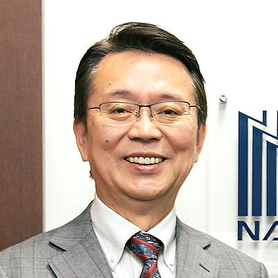 石川 典男 氏 株式会社成田デンタル 代表取締役