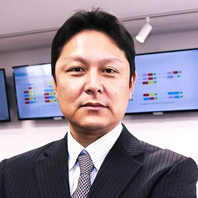黒川 龍二 氏 旭鉄工株式会社 執行役員 サプライチェーンマネジメント部 部長 DX推進室 室長