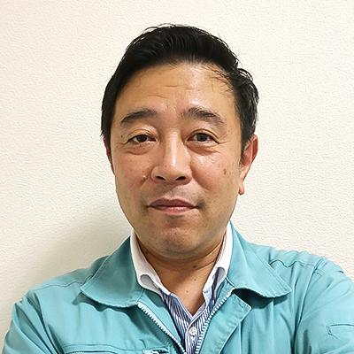 菅谷 信義 氏 株式会社ソルプラス 本社事業所 事業所長