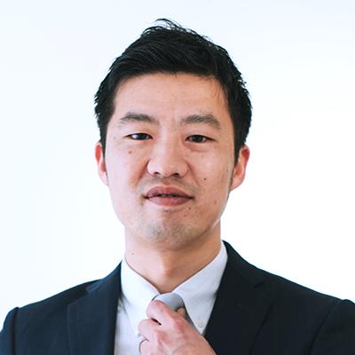 加藤 容輔 氏 Sansan株式会社 執行役員/エンタープライズ営業部 部長