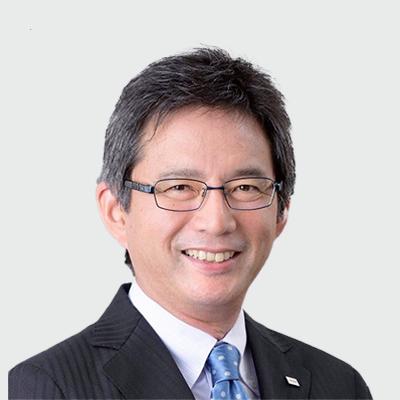 岡田 俊輔 氏 東芝デジタルソリューションズ株式会社 取締役 / ICTソリューション事業部長